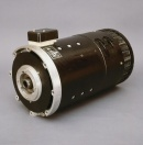 click to see enlarged Frame size ø 268 - DC Motors